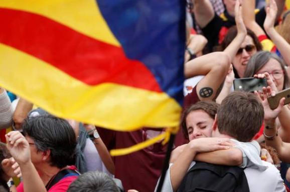 Уряд Німеччини невизнав незалежність Каталонії