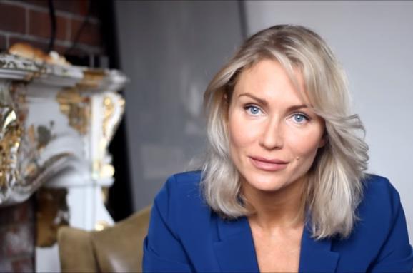 Російська телеведуча таспівачка балотуватиметься впрезиденти Росії