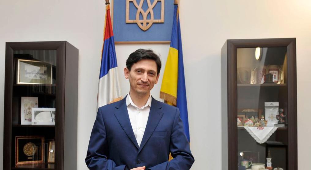Посол Олександр Александрович