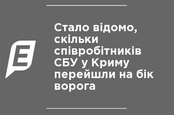 Про це йдеться у відповіді СБУ на запит народного депутата України Дмитра  Тимчука ecc0e30d2fa83
