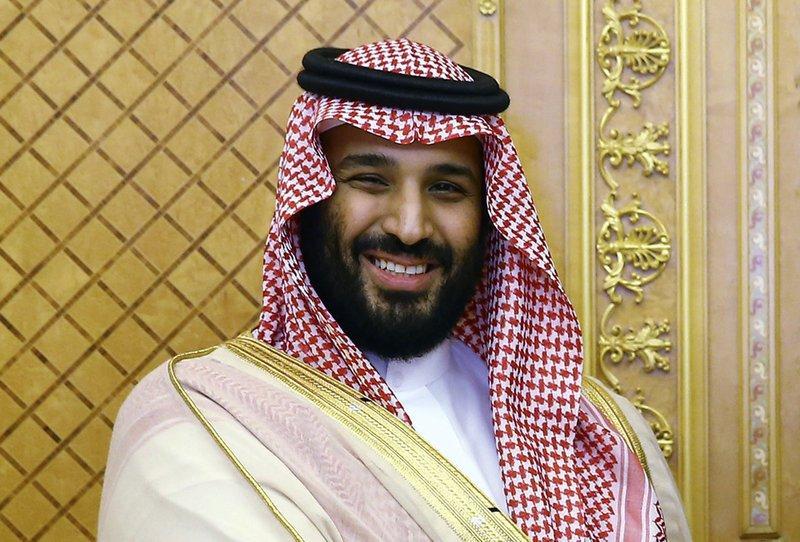 Крон-принц Мохаммед бин Салман