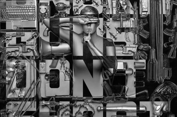 Стріляє незброя, стріляє людина: ONUKA презентувала потужний сингл Guns Don't Shoot