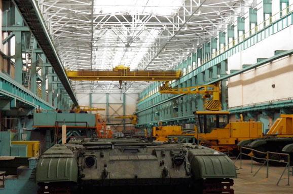 Україна розірвала угоду зРФ про постачання озброєння