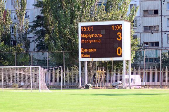 «Динамо» согласилось играть в Мариуполе, хотя раньше боялось. Футбольная история о шантаже и миротворце Порошенко