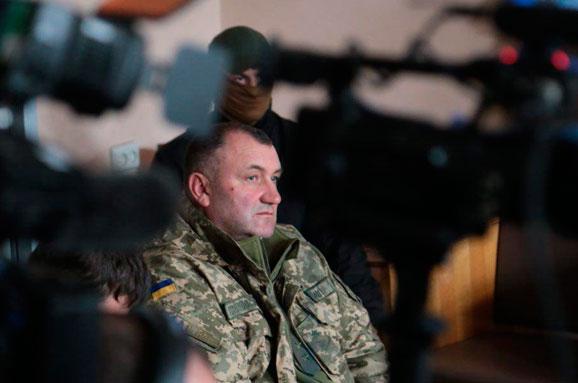 Заступника міністра оборони Павловського відпустили напоруки Героїв України
