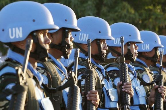 20 тысяч миротворцев для Донбасса. Почему «голубые каски» опасны для Украины