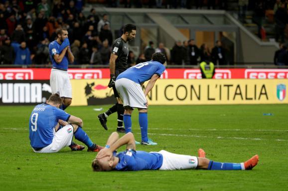 Італія— Швеція— 0:0— Відеоогляд матчу