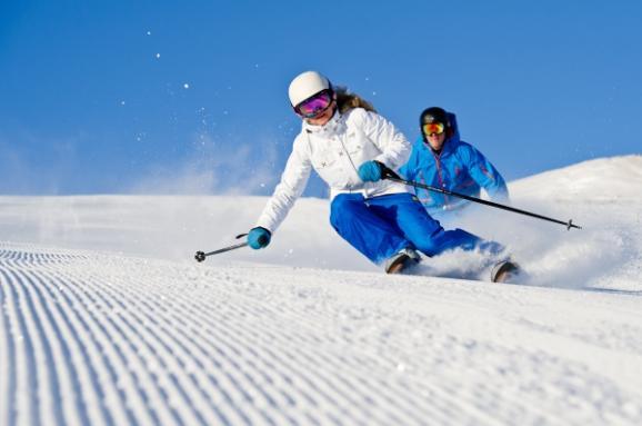 Кабинке порно, секс на лыжных курортах