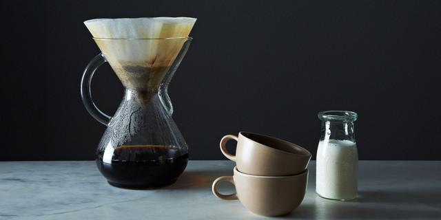 кава у воронці