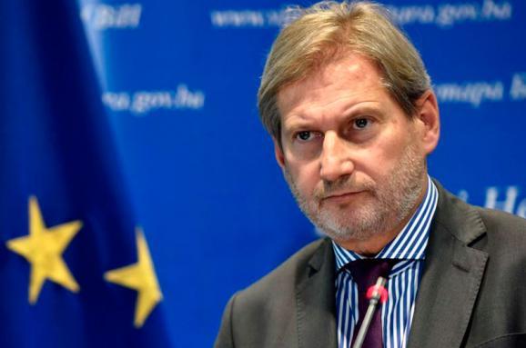 Єврокомісар: Україна недопрацьовує уборотьбі зкорупцією, терпіння вичерпується
