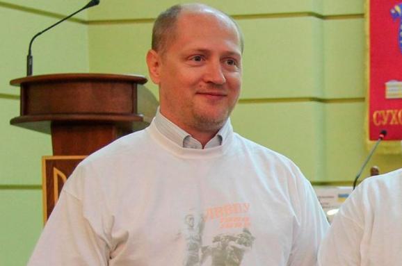 Павла Шаройка затримано в Білорусі зазвинуваченням «ушпигунстві»