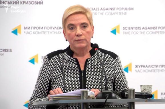Соломатіна попросила уНАБУ охорону