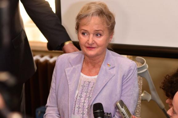 Польский депутат Станишевская: Санкции — это давление на Польшу, чтобы она все-таки пришла в себя