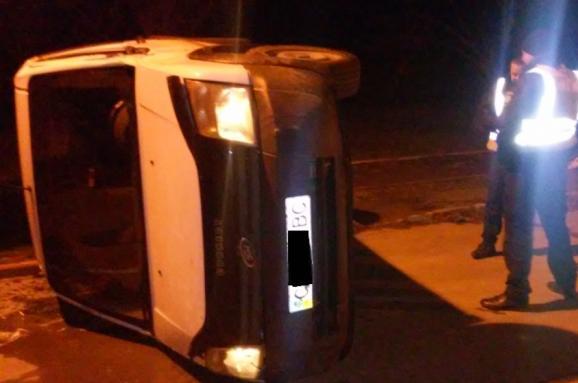 УЧернівецькій області п'яний чоловік намагався прорвати кордон наавтомобілі