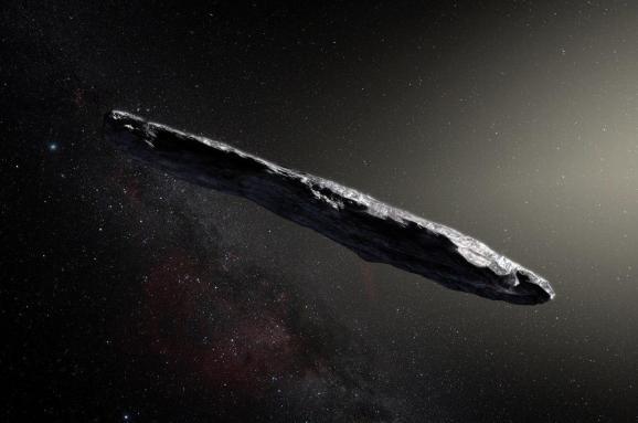 NASA: ДоСонячної системи прилетів перший підтверджений астероїд з іншої зоряної системи