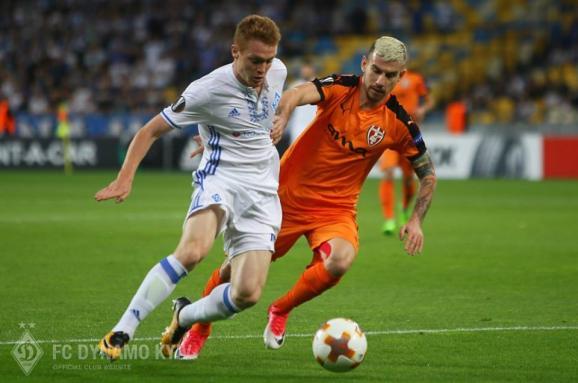 Все о матче «Динамо» и «Зари» в Лиге Европы
