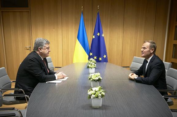 ЄС ніколи невизнає анексії Криму— Туск