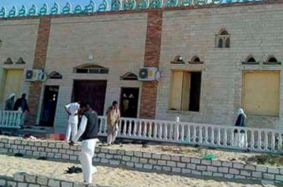 Кількість жертв атаки намечеть в Єгипті зросла до235 осіб