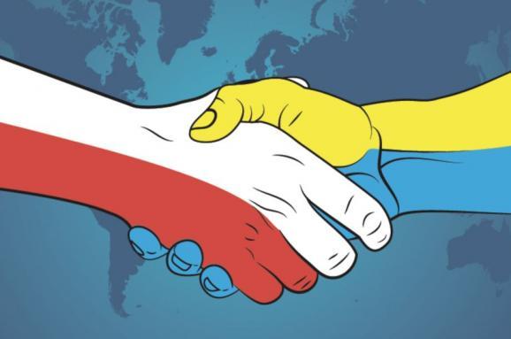 Украина - Польша. Мир, дружба, абсурд