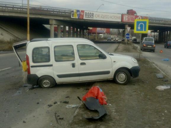 ДТП Київ Столичне шосе