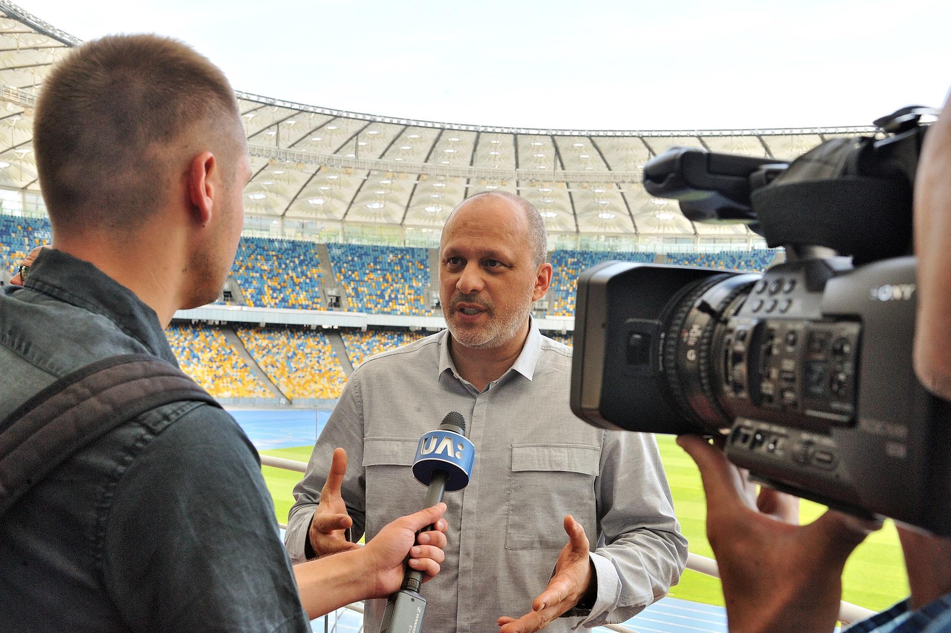 У Украины нет $3 млн на трансляцию Олимпиады. Наших болельщиков будут травить российской пропагандой