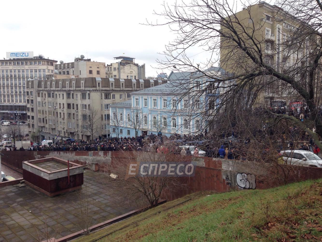 Феерическое задержание Михеила Саакашвили. Все, что известно
