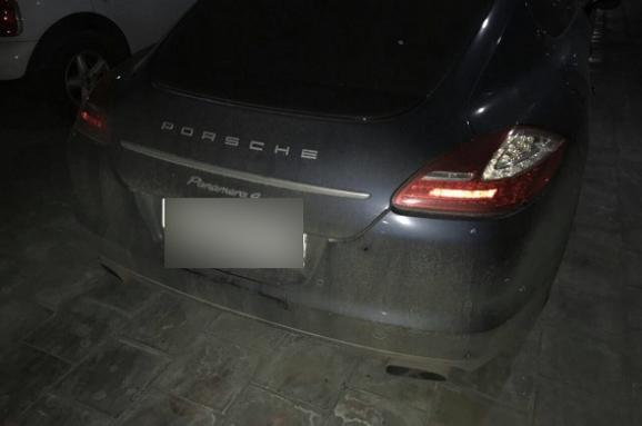 УКиєві розшукують зловмисників, які обстріляли автомобіль футболіста