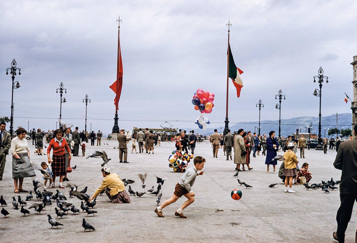 Как жила Европа последние 125 лет. Лучшие снимки от National Geographic
