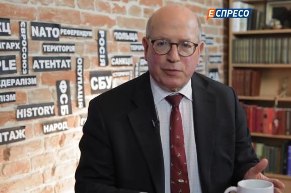 Британский аналитик Джеймс Шерр: Цель Кремля – не Донбасс, а возвращение влияния над Украиной