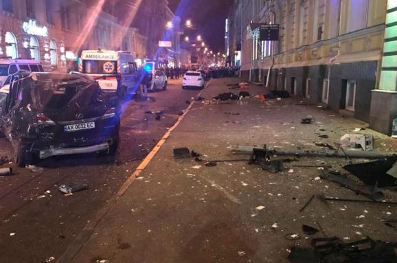Резонансна ДТП вХаркові: уполіції розповіли про нового учасника події