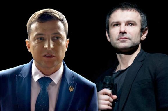 Вакарчук — президент, Зеленский — премьер. Почему это не очень смешно