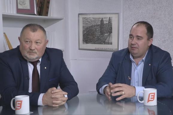 Михаил Апостол и Виктор Щербачук о том, нужно ли в Украине приватизировать землю