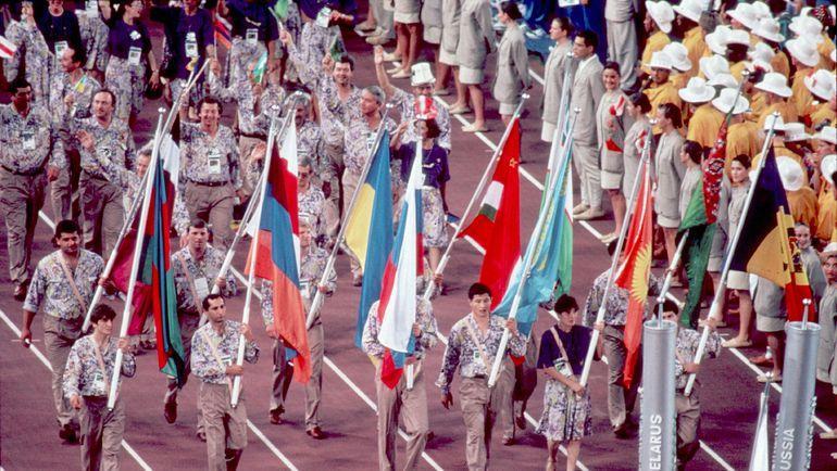 Белый флаг над Москвой. Почему выступления под олимпийскими знаменами - это старая российская традиция