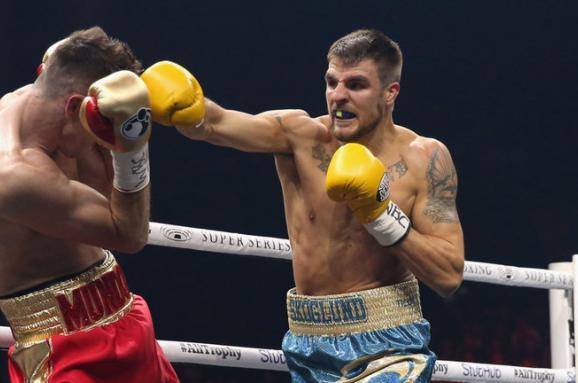 Тренировка закончилось кровоизлиянием в мозг. История известного боксера Скоглунда, который борется за жизнь
