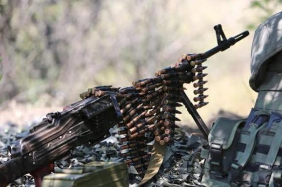 Війна насході: урезультаті обстрілів бойовиків загинув один військовий