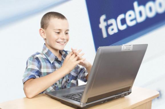 С шести лет онлайн. Как спасти ребенка от черной стороны Facebook