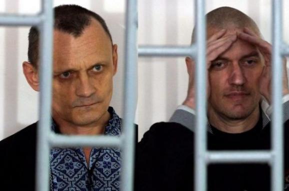 Росія знову відмовила упередачі Україні трьох політв'язнів