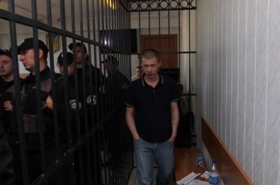 ВОдесі суд залишив під вартою фігуранта «справи 2 травня» Мефьодова