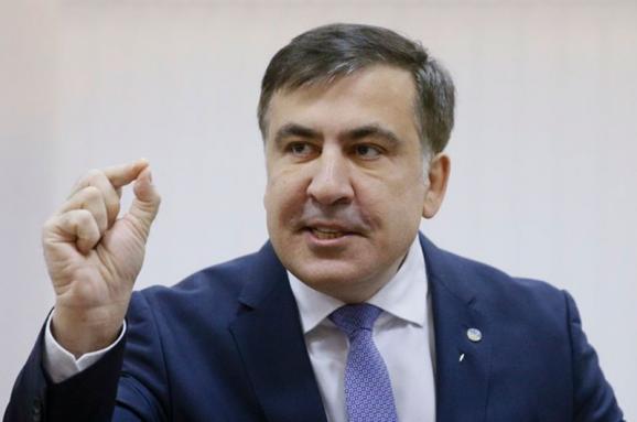 УГрузії Саакашвілі засудили до3 років позбавлення волі