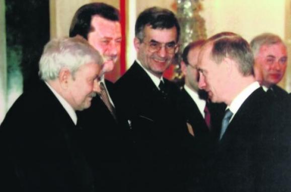 Знаменитого радянського актора і режисера викрили успівпраці зКДБ