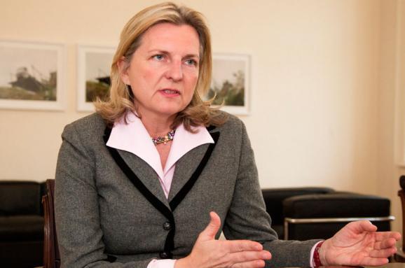 ВАвстрії вважають санкції протиРФ неефективними