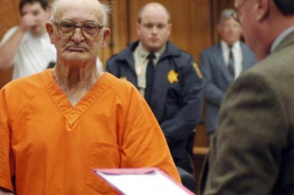 В американській в'язниці помер ватажок Ку-клукс-клану