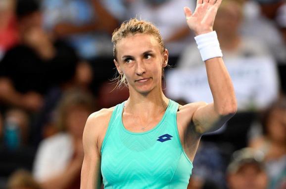 Світоліна легко перемогла Марту Костюк вукраїнському дербі Australian Open