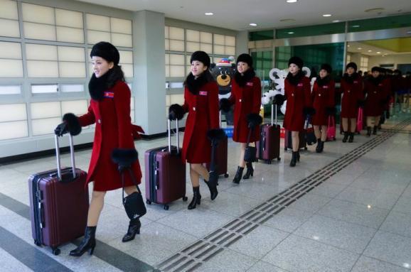 Клюшки взаймы, или почему Северная Корея участвует в Олимпиаде