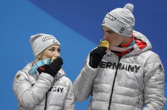 Олімпіада-2018. Як виглядає медальний залік після 6 днів Ігор