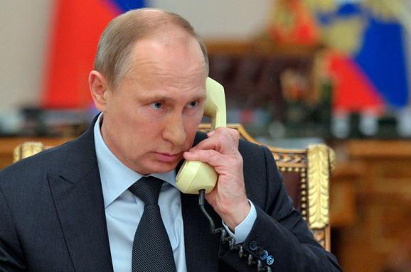 В Кремле зазвонил телефон