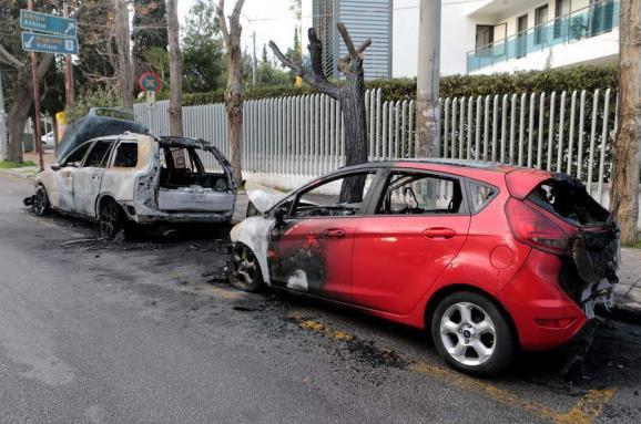 Атака на посольство в Афинах. Гибридные паразиты «русского мира»