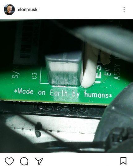 Тепер будь-хто може поспостерігати заполітом авто Маска