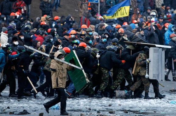 Четвертая годовщина расстрела Майдана. Цифры и факты