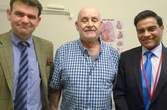 Британські медики на3D-принтері надрукували пацієнтові грудну клітку